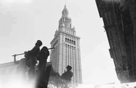 Cleveland – Black and White Photography