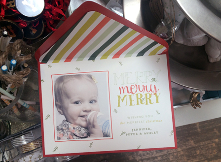 Holiday Card Inspiration 2014
